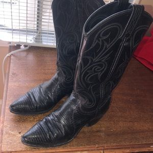 Dan Post Authentic Leather Boots